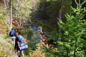 L'aventure en randonnée