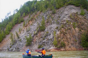 Canot & Kayak en Gaspésie avec Nature Aventure